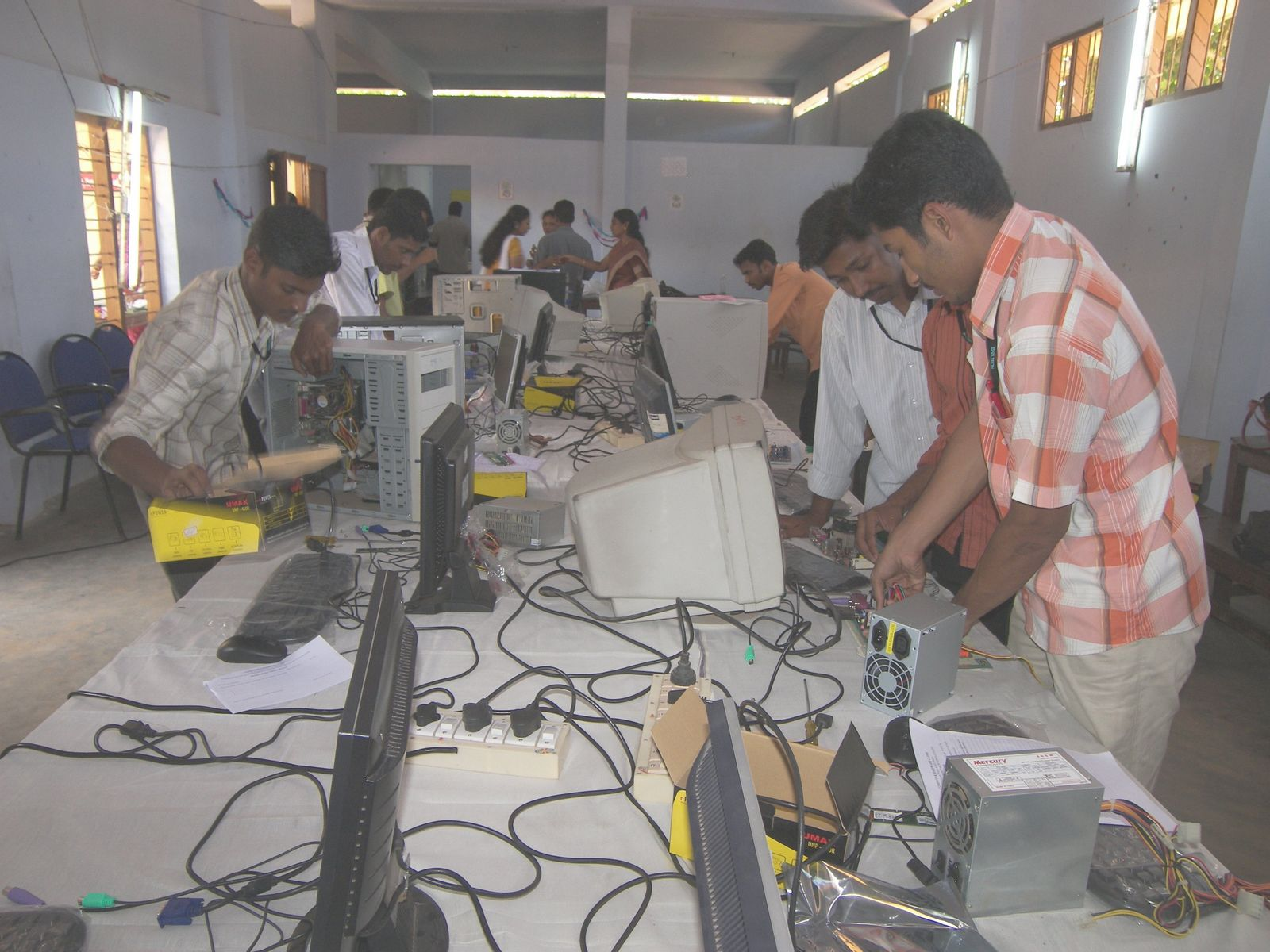 computer hardware software training centers in lahore